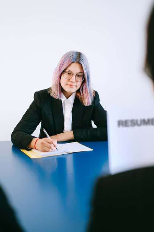 job-seeker