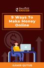 PLR_9-Ways-To-Make-Money-Online